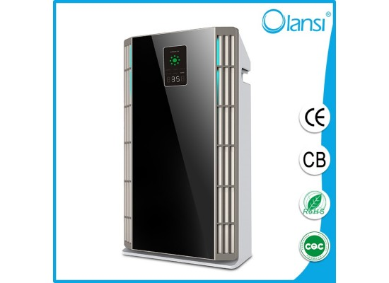 CE Intellegent home air purifier HEPA air ionizer UV purifier,chinese home air cleaner